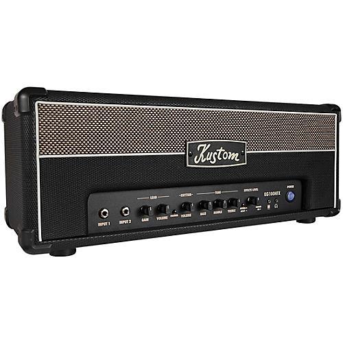 Kustom KG100HFX 100W Guitar Amp Head