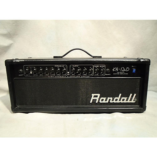 Randall KH-120W Solid State Guitar Amp Head