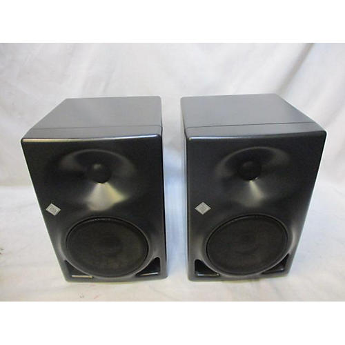 used neumann kh120 a pair powered monitor guitar center. Black Bedroom Furniture Sets. Home Design Ideas