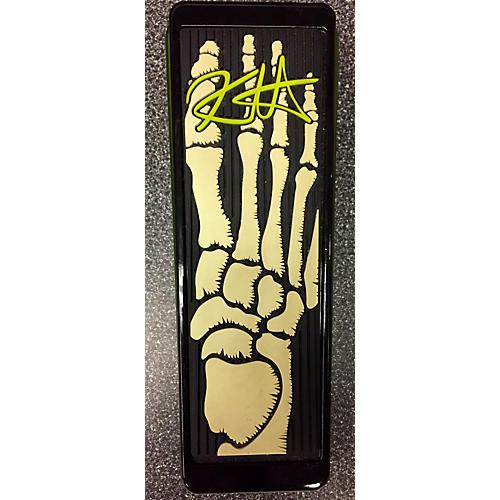Dunlop KH95 Kirk Hammett Signature Cry Baby Wah Effect Pedal
