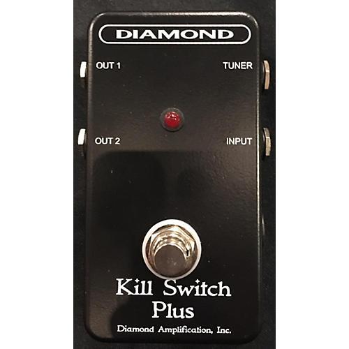 DIAMOND PEDALS KILL SWITCH PLUS Pedal