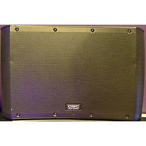 used qsc kla12 powered speaker guitar center. Black Bedroom Furniture Sets. Home Design Ideas