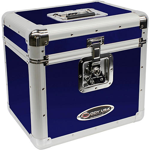 Odyssey KLP2BLU Stackable Record Utility Case for 12
