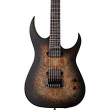 KM-6 MK-III Artist Electric Guitar Transparent Black Burst