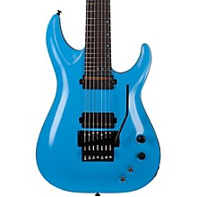 Schecter Guitar Research KM-7 FR-S Electric Guitar Level 1 Blue