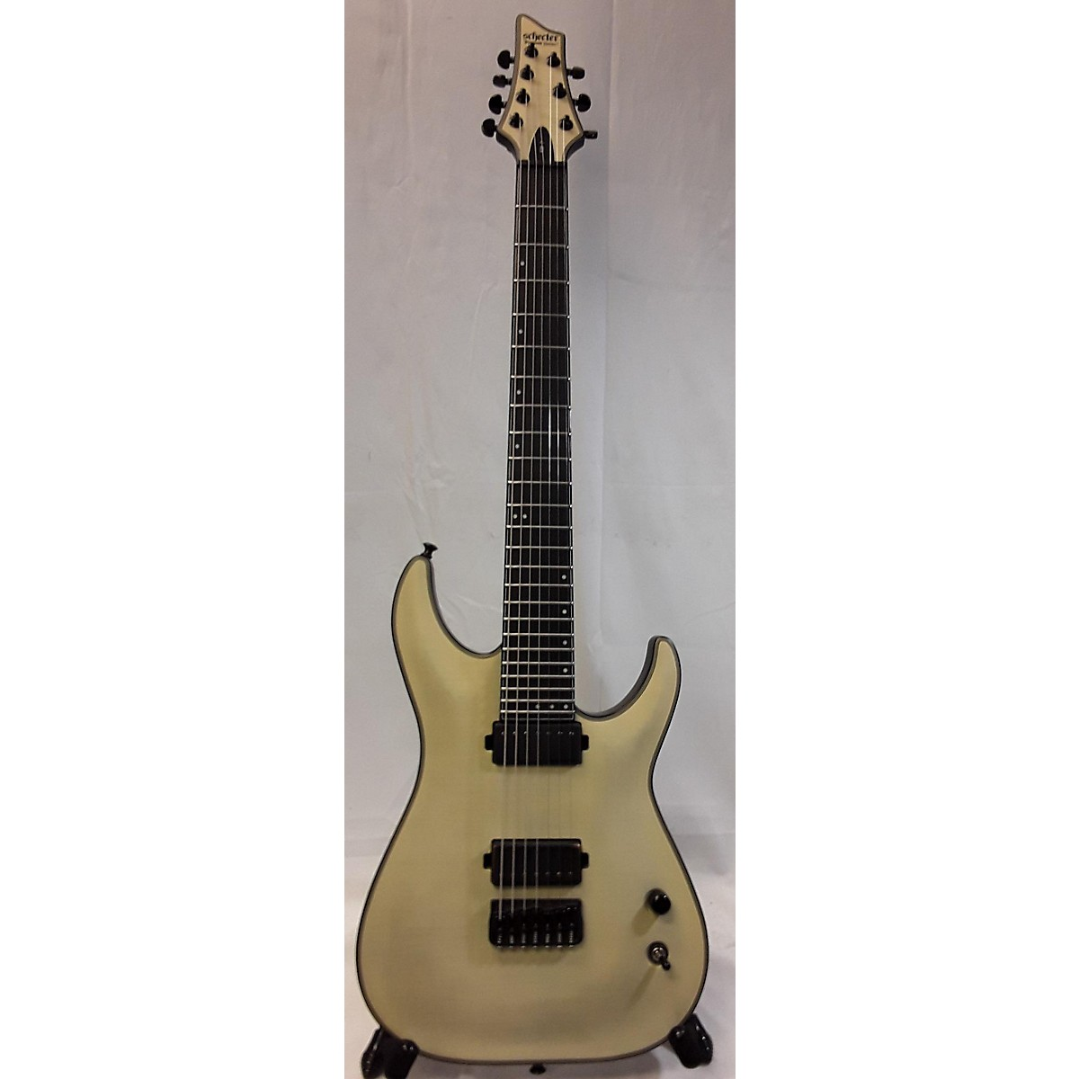 Schecter Guitar Research KM-7 Solid Body Electric Guitar