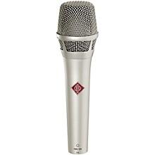 Neumann KMS 104 Handheld Vocal Condenser Microphone Level 2 Nickel 190839333940