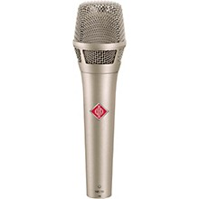 Neumann KMS105 Microphone Level 1 Nickel Silver