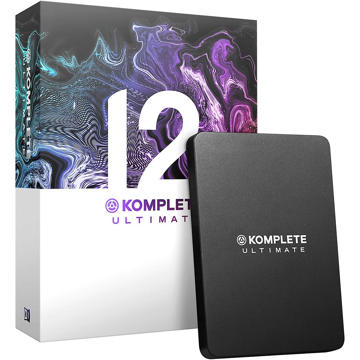 Native Instruments KOMPLETE 12 ULTIMATE Upgrade from KOMPLETE 12