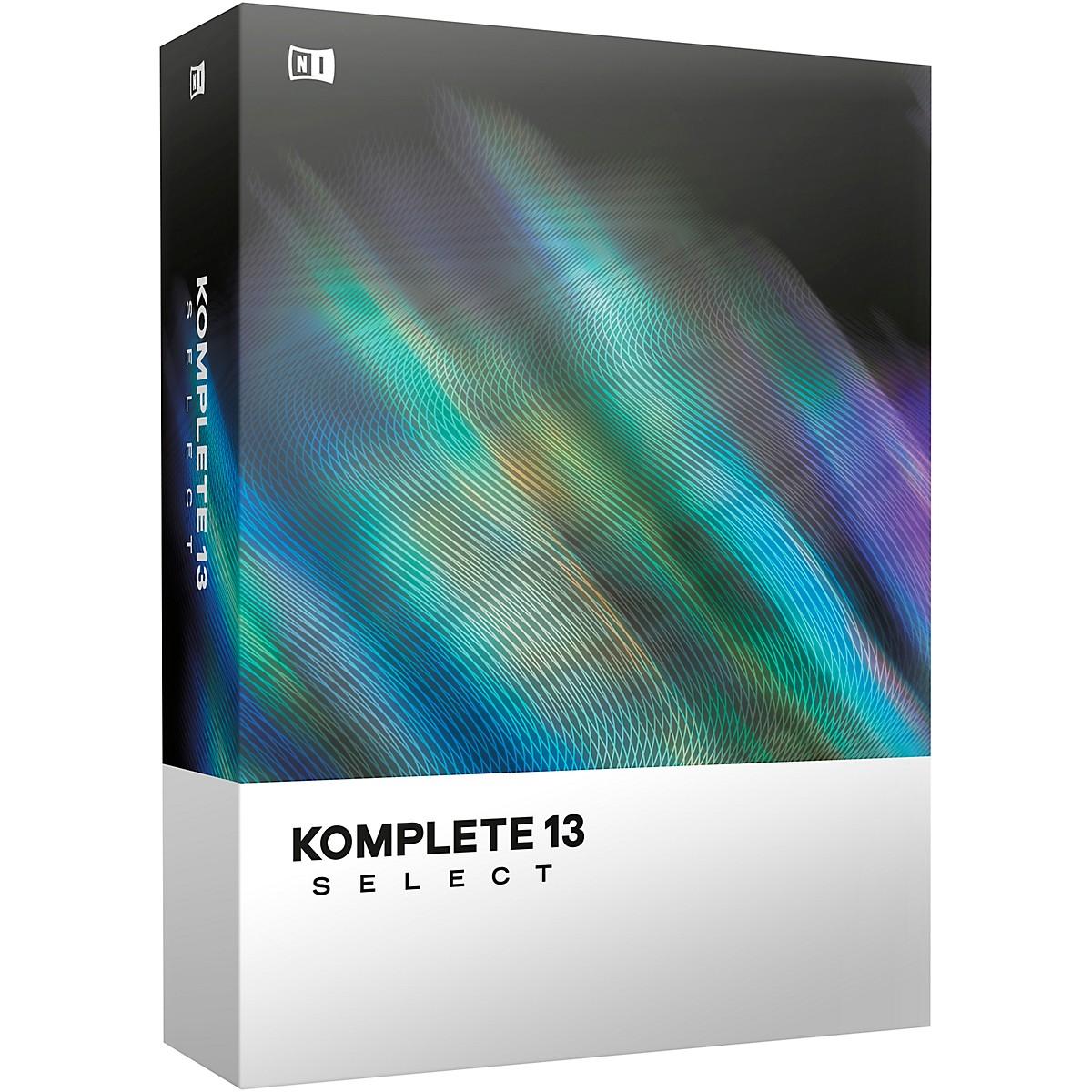 Native Instruments KOMPLETE 13 SELECT