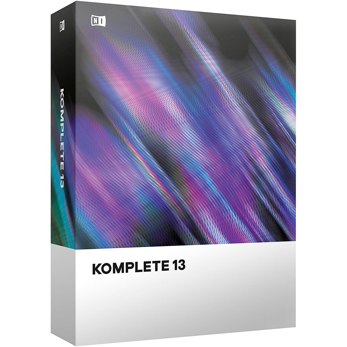Native Instruments KOMPLETE 13 Update