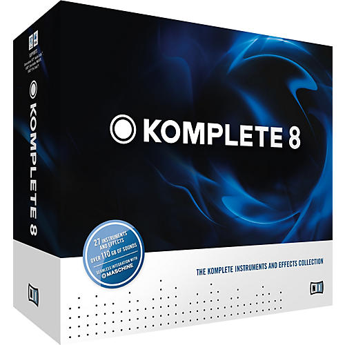 Native Instruments KOMPLETE 8 Crossgrade