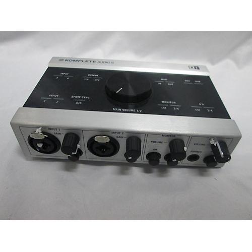 Native Instruments KOMPLETE AUDIO 6 Line Mixer