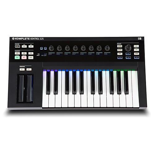 Native Instruments KOMPLETE KONTROL S25 Keyboard Controller With Komplete Select Software