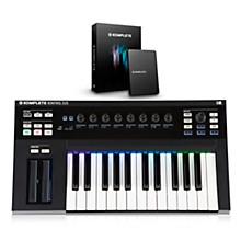 Native Instruments KOMPLETE KONTROL S25 Keyboard Controller with KOMPLETE 11