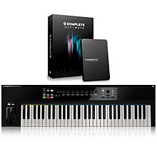 Native Instruments KOMPLETE KONTROL S61 Keyboard Controller with KOMPLETE 11 Ultimate