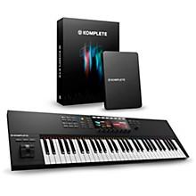 Native Instruments KOMPLETE KONTROL S61 MKII with KOMPLETE 11