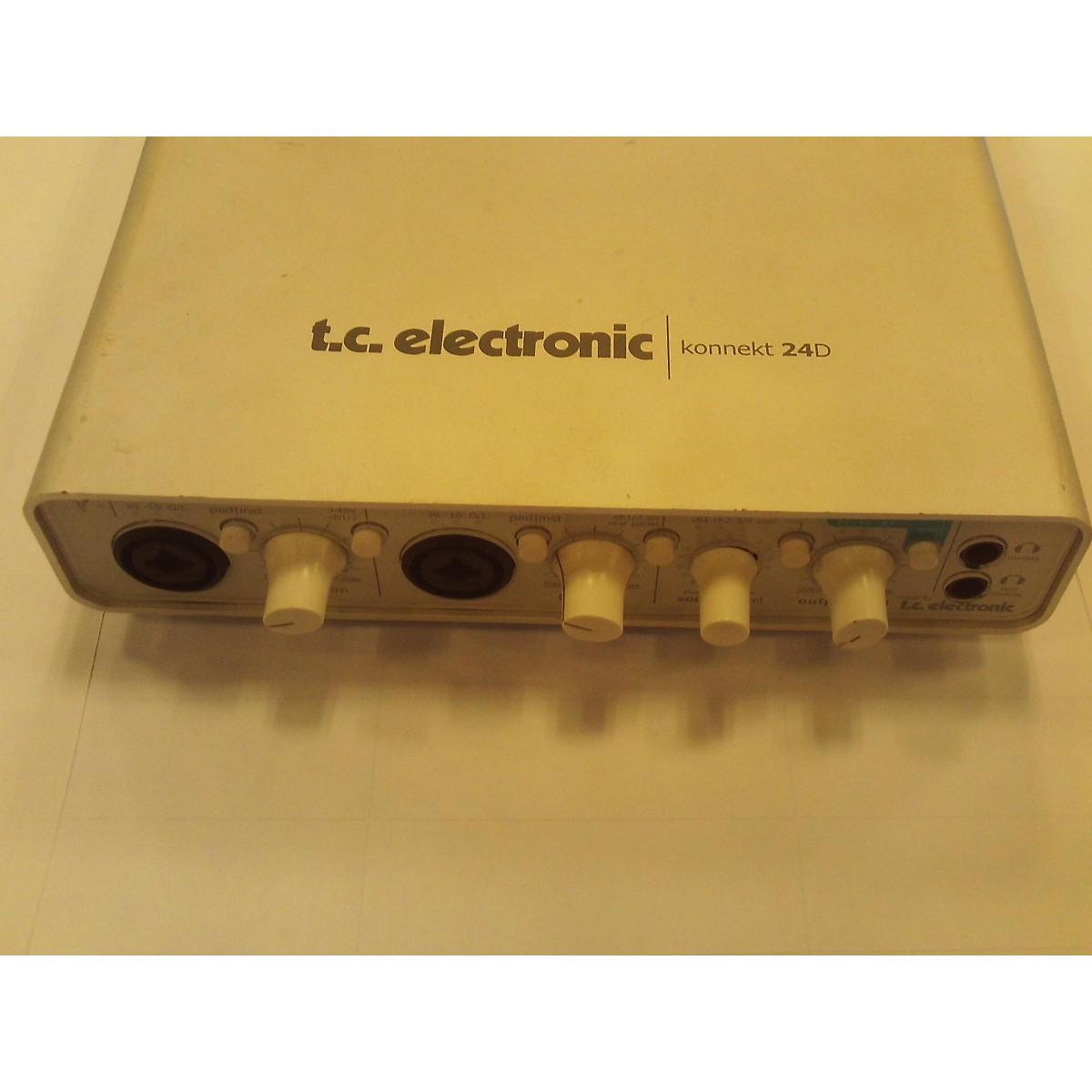 TC Electronic KONNEKT 24D Audio Interface