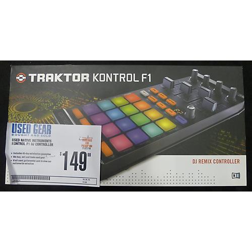 Native Instruments KONTROL F1 DJ Controller