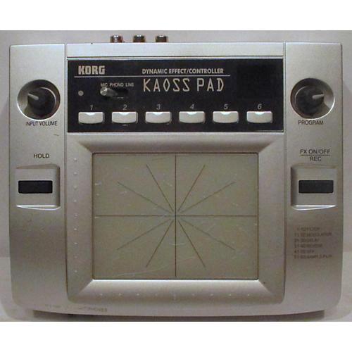 Korg KP-1 MIDI Utility