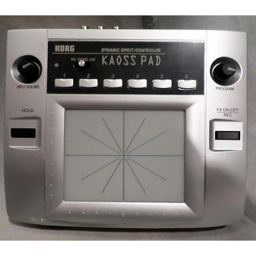 Korg KP1 KAOSS PAD Multi Effects Processor
