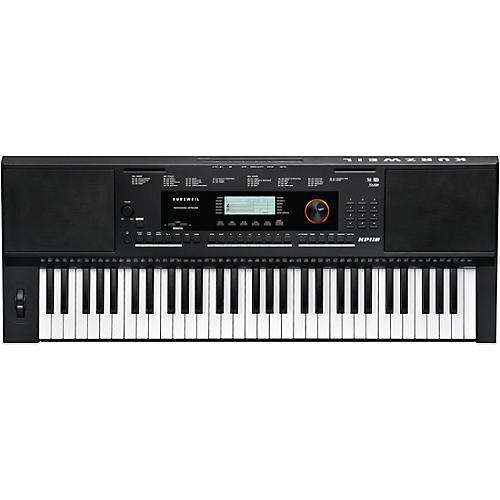 Kurzweil Home KP110 Portable 61-Note Arranger Keyboard
