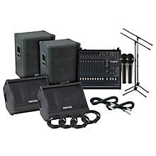 Kustom PA KPC15 Phonic 1860 PA/Monitor Package