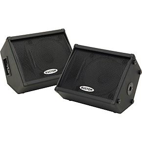 kustom pa kpc15mp powered speaker pair guitar center. Black Bedroom Furniture Sets. Home Design Ideas