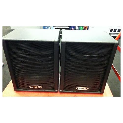 Kustom PA KPC15P (PAIR) Powered Speaker
