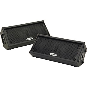 kustom pa kpc210mp powered speaker pair guitar center. Black Bedroom Furniture Sets. Home Design Ideas