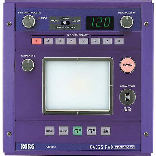 Korg KPE-1 KAOSS Pad Entrancer