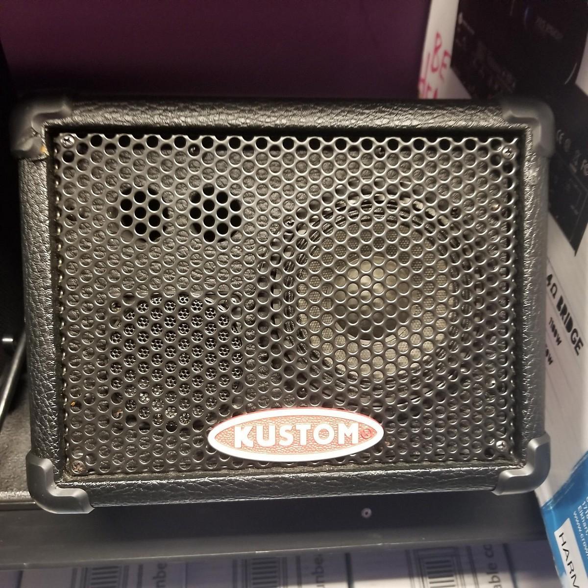 Kustom PA KPM4 Powered Monitor