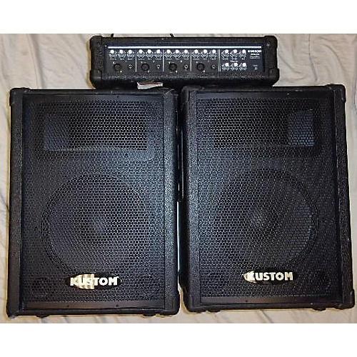 Kustom KPM4080 Sound Package
