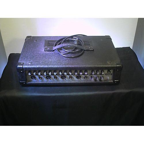 Kustom KPM480 Powered Mixer