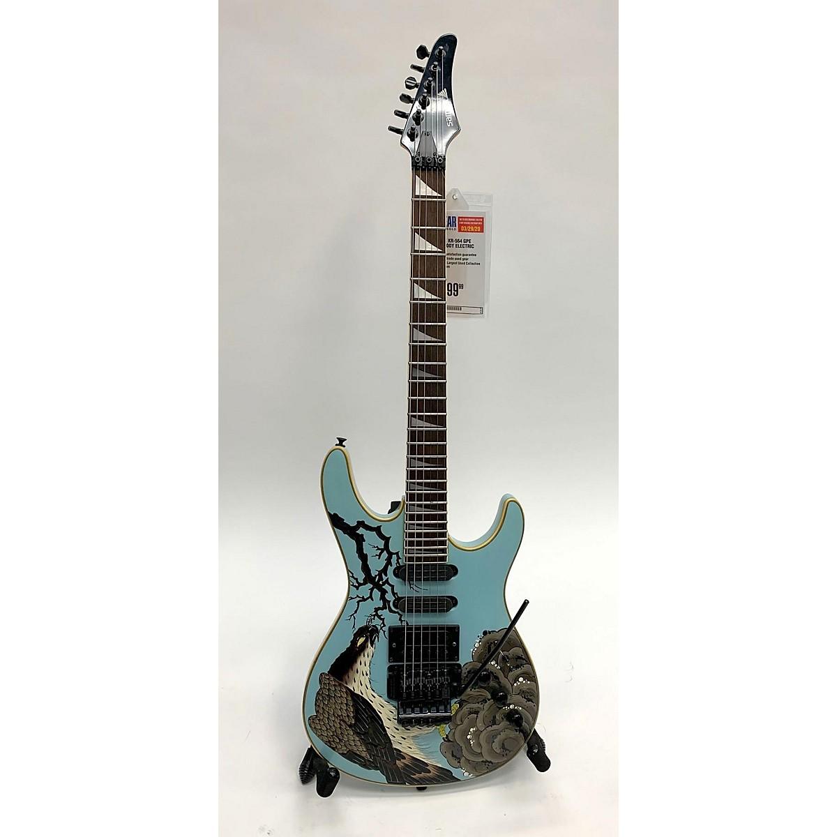 Samick KR-564 GPE Solid Body Electric Guitar