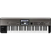 KROME EX 61-Key Music Workstation Black