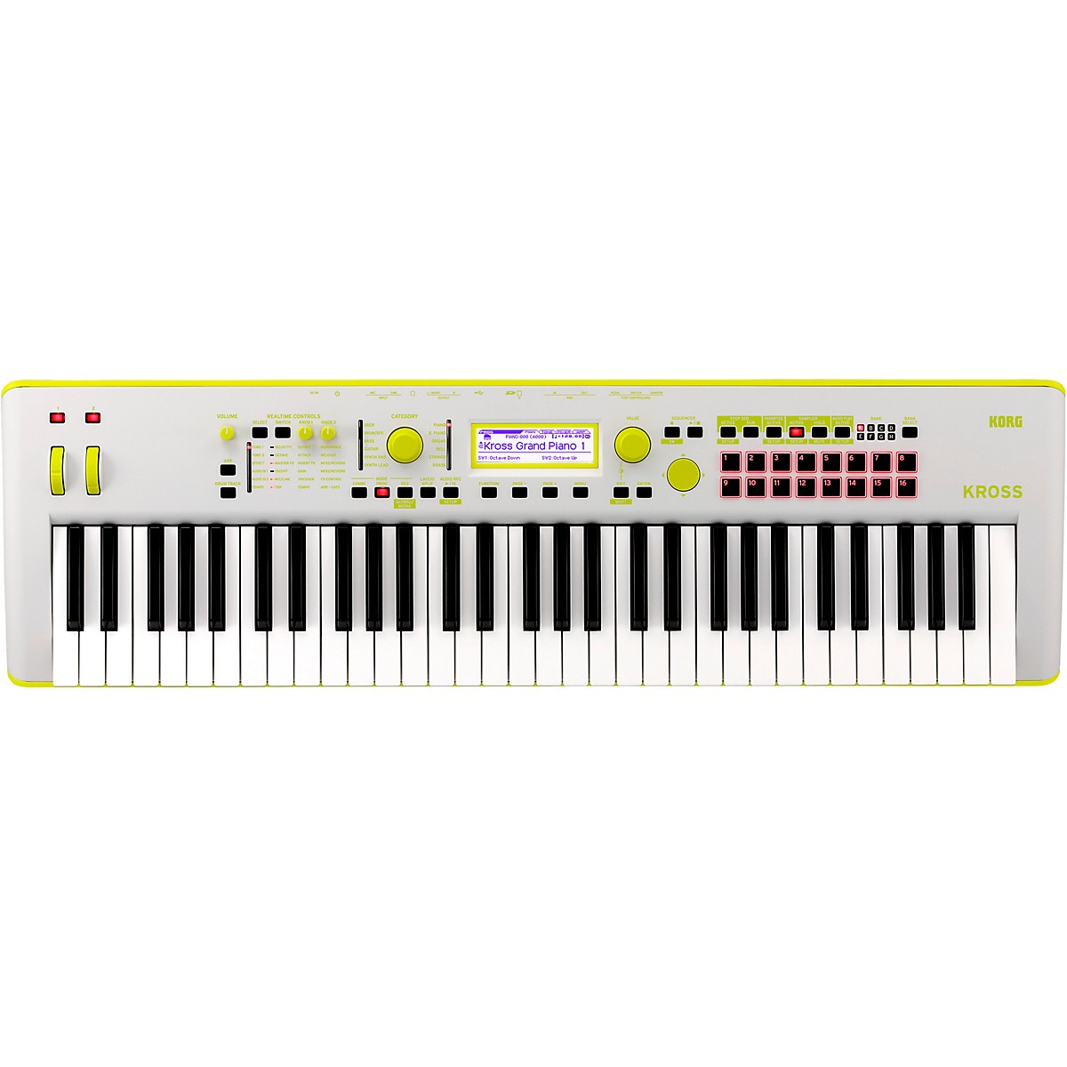 Korg KROSS 2 Limited Edition 61-Key Workstation
