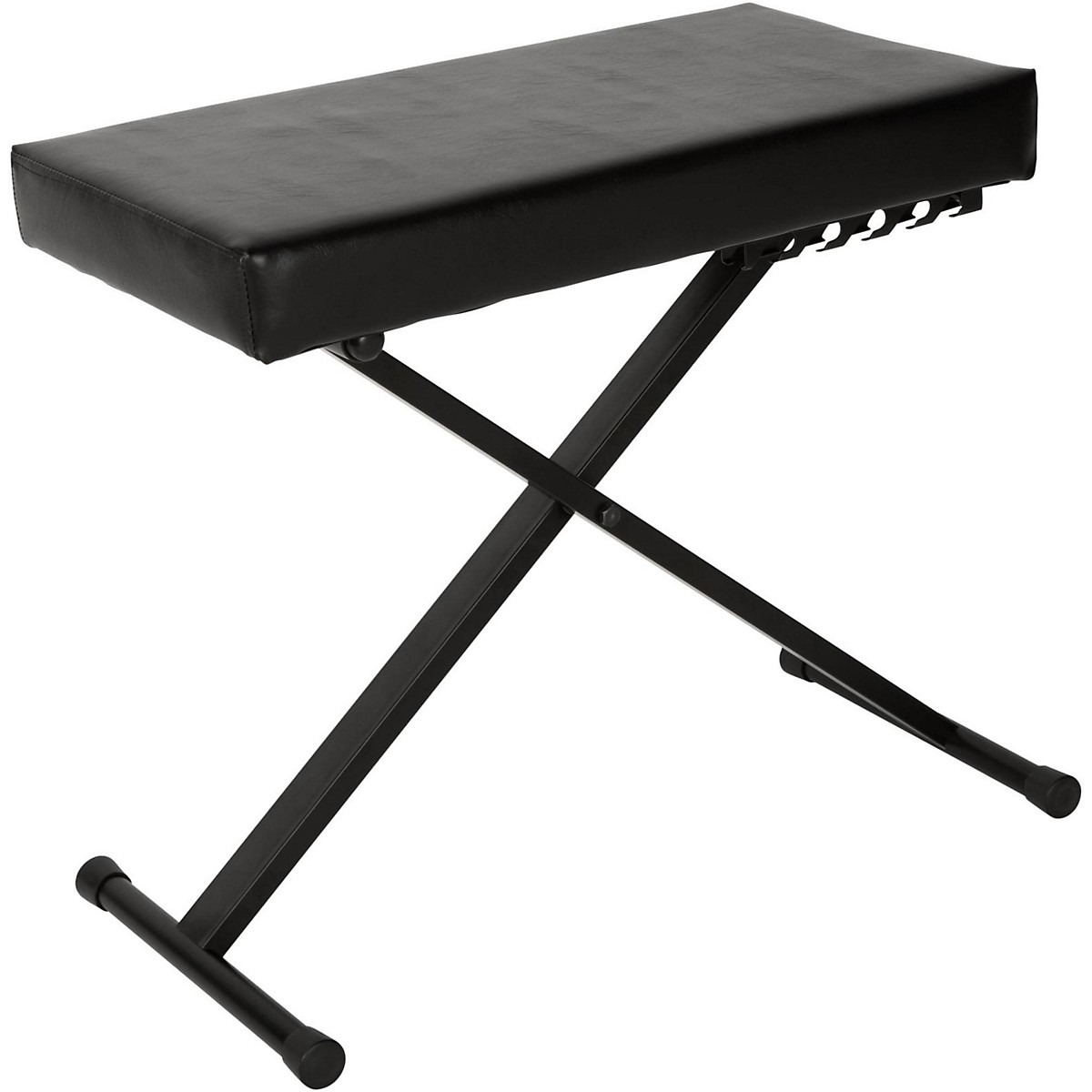 Musician's Gear KS-515-MG Deluxe Keyboard Bench