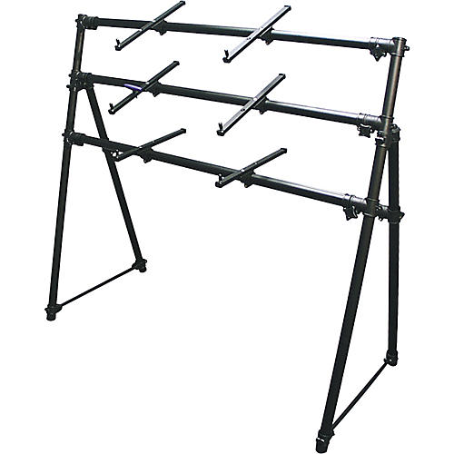 On-Stage KS-7903 3-Tier A-Frame Keyboard Stand | Guitar Center