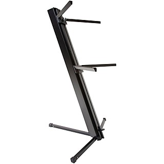 Roland KS-PC 2-Tier Keyboard Stand with Threaded Mic Mount