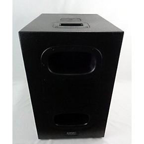 used qsc ks112 powered subwoofer guitar center. Black Bedroom Furniture Sets. Home Design Ideas