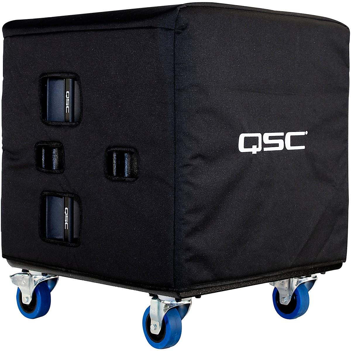 QSC KS118 Padded Subwoofer Cover