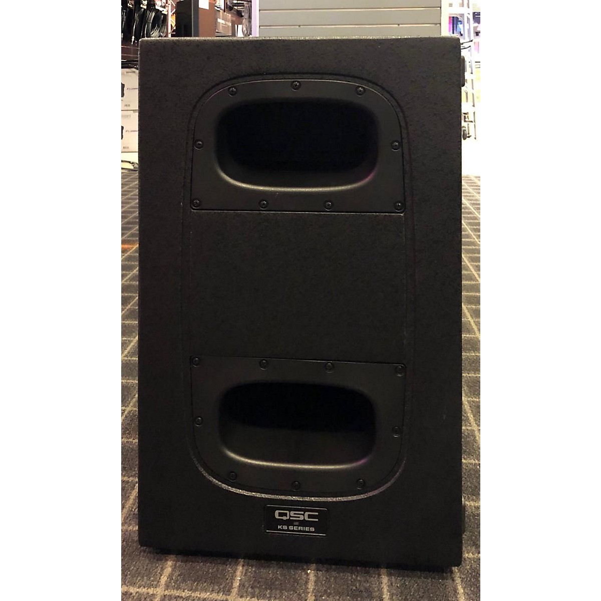 QSC KS212C Powered Subwoofer
