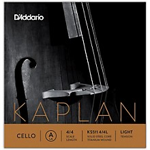 D'Addario KS511 Kaplan Solutions 4/4 Size Cello A String