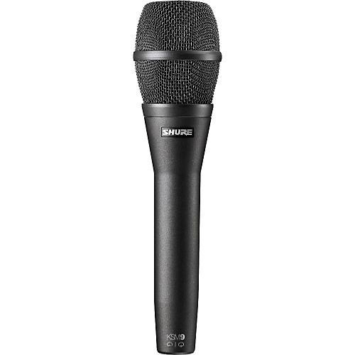 Shure KSM9 Dual Diaphragm Performance Condenser Microphone