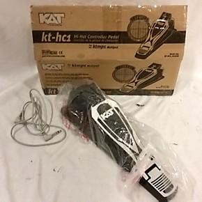 KAT KT-HC1 HI HAT CONTROLLER PEDAL Drum MIDI Controller