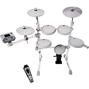 blemished kat percussion kt1 us 5 piece electronic drum kit 888365521589 guitar center. Black Bedroom Furniture Sets. Home Design Ideas