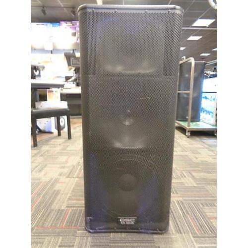 QSC KW153 15In 3-Way Speaker Powered Speaker