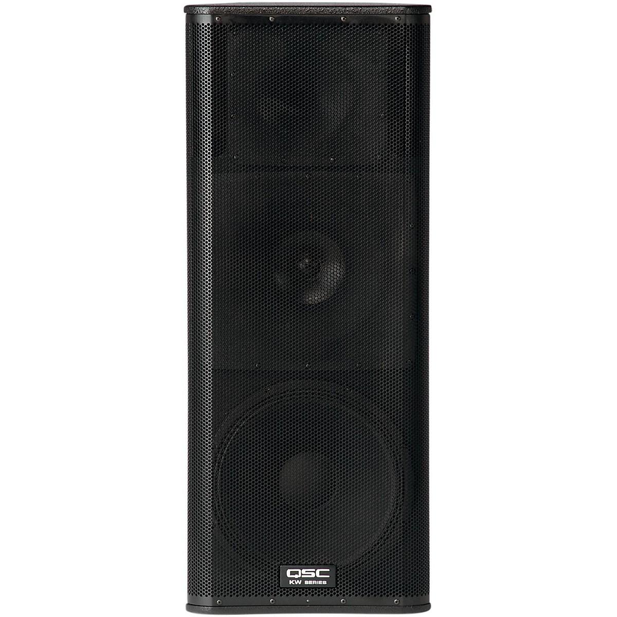QSC KW153 Active Loudspeaker 1000w 15