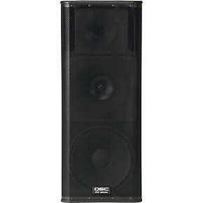 qsc kw153 powered speaker 15 3 way 1000w guitar center. Black Bedroom Furniture Sets. Home Design Ideas